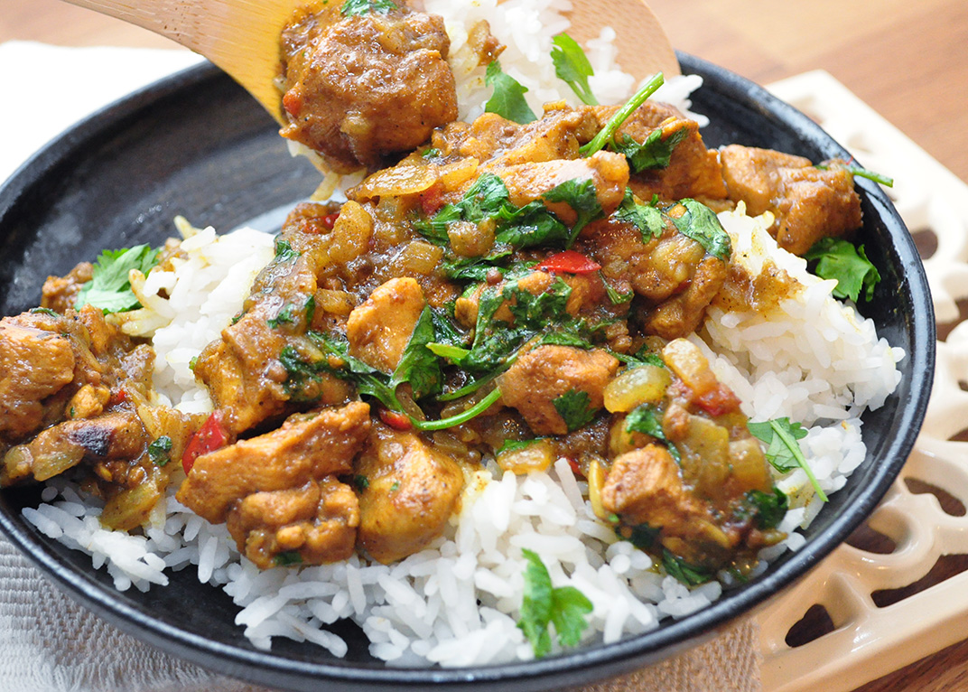 Chicken Vindaloo |