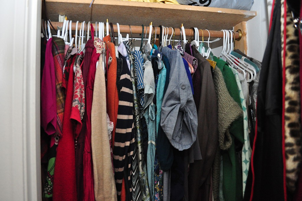 Color Coordinating My Closet Jenna 39 S Everything Blog